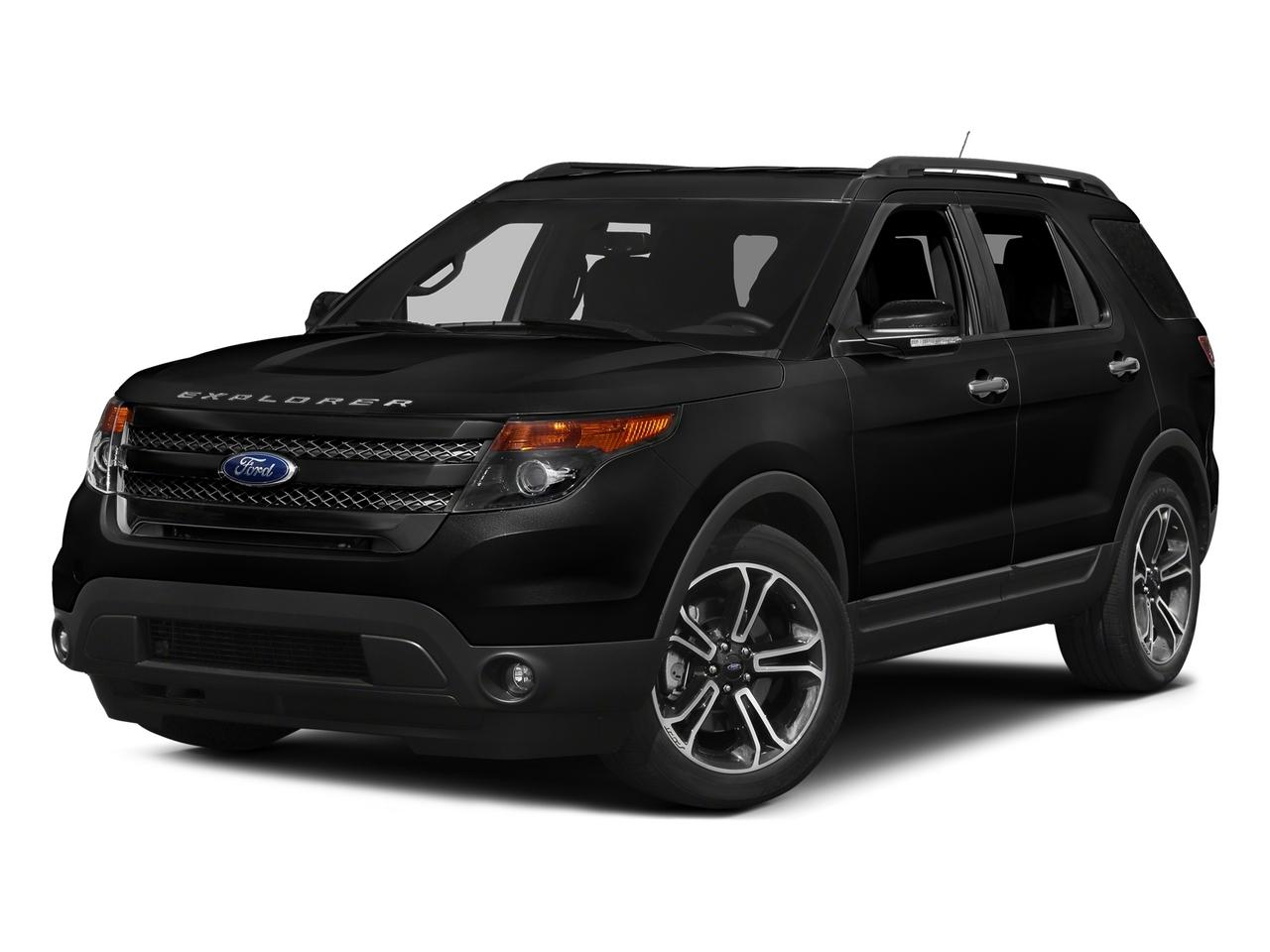 2015 Ford Explorer Vehicle Photo in Baltimore, MD 21207