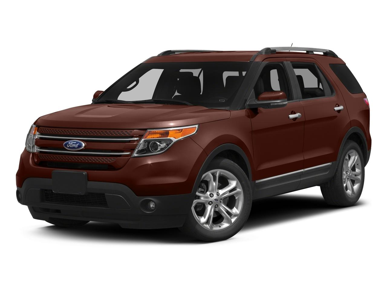 2015 Ford Explorer Vehicle Photo in Odessa, TX 79762