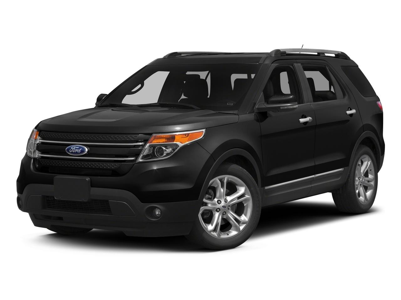 2015 Ford Explorer Vehicle Photo in Akron, OH 44312