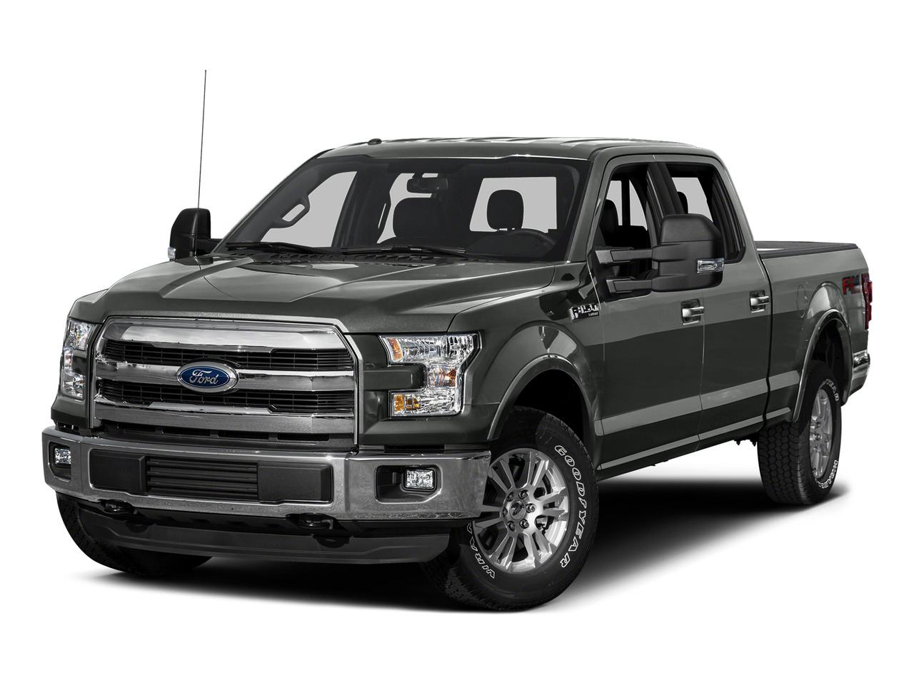 2015 Ford F-150 Vehicle Photo in San Angelo, TX 76903