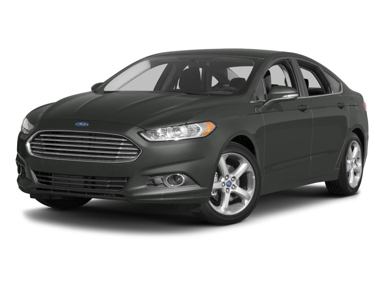 2015 Ford Fusion Vehicle Photo in Kittanning, PA 16201