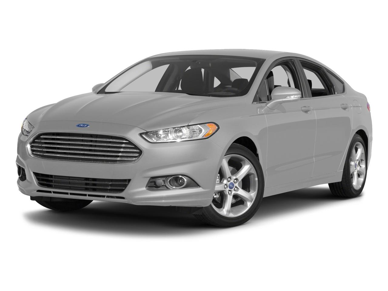 2015 Ford Fusion Vehicle Photo in Tucson, AZ 85705