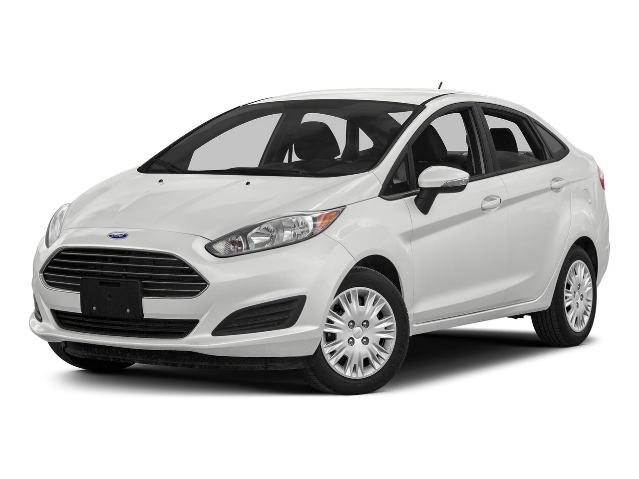 2015 Ford Fiesta Vehicle Photo in Boston, NY 14025
