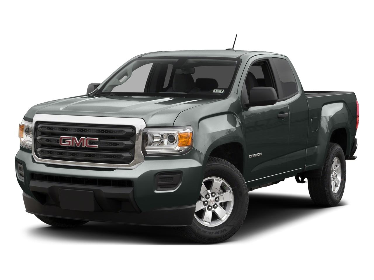 2015 GMC Canyon Vehicle Photo in Akron, OH 44320