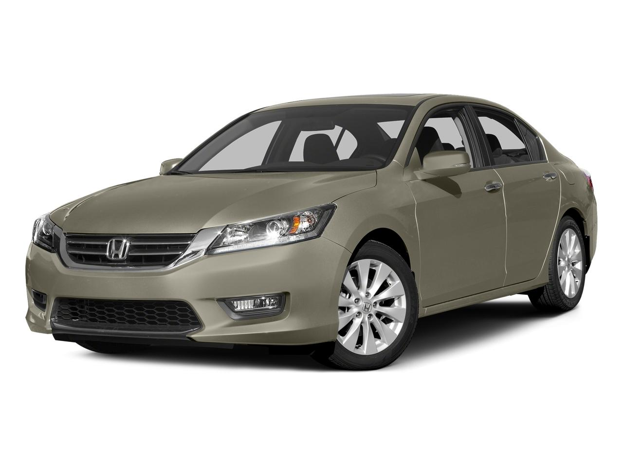 2015 Honda Accord Sedan Vehicle Photo in San Antonio, TX 78238