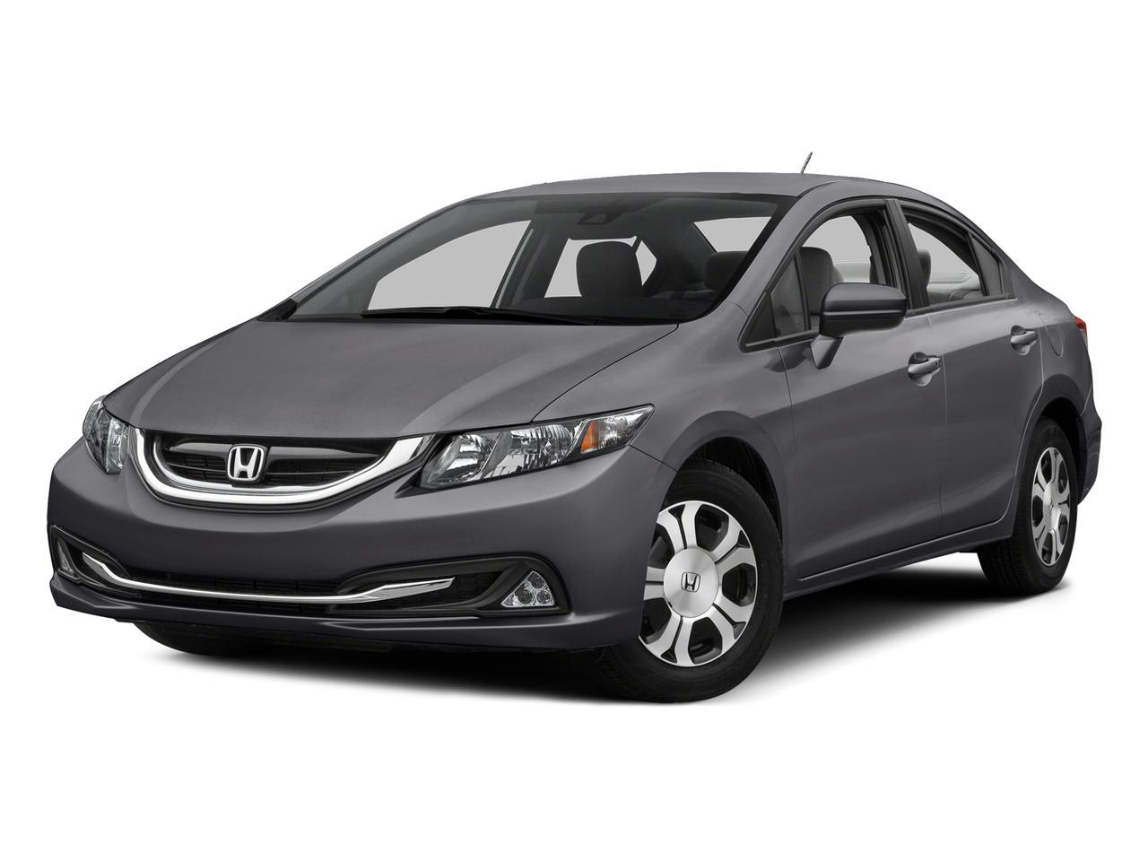 2015 Honda Civic Hybrid Vehicle Photo in Colma, CA 94014