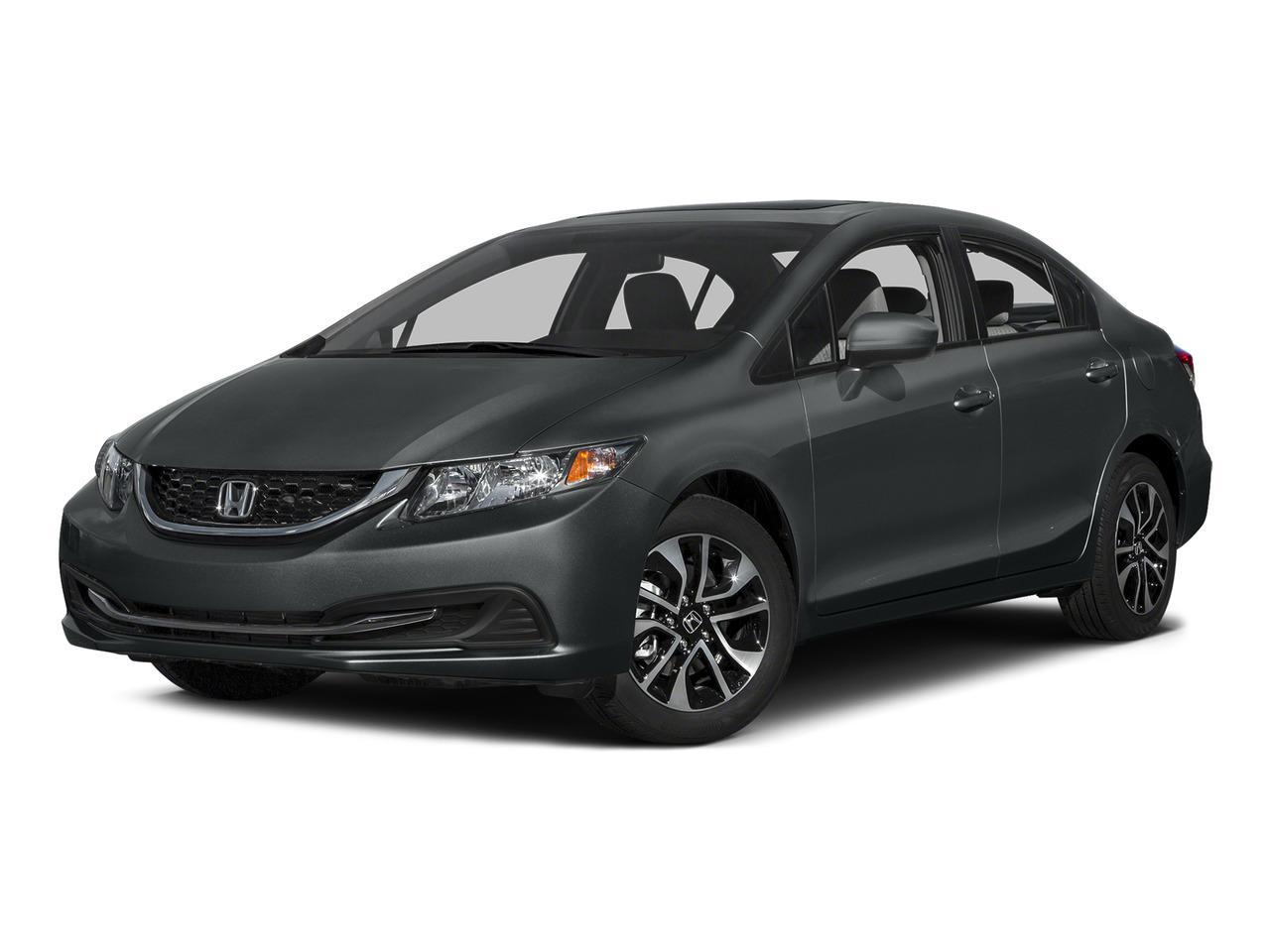 2015 Honda Civic Sedan Vehicle Photo in Muncy, PA 17756