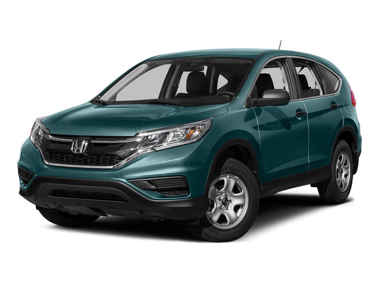 2015 Honda CR-V Vehicle Photo in San Antonio, TX 78238