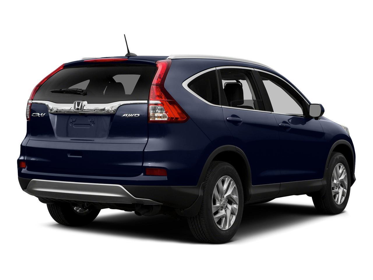 Used Obsidian Blue Pearl 2015 Honda CR-V for sale in ...