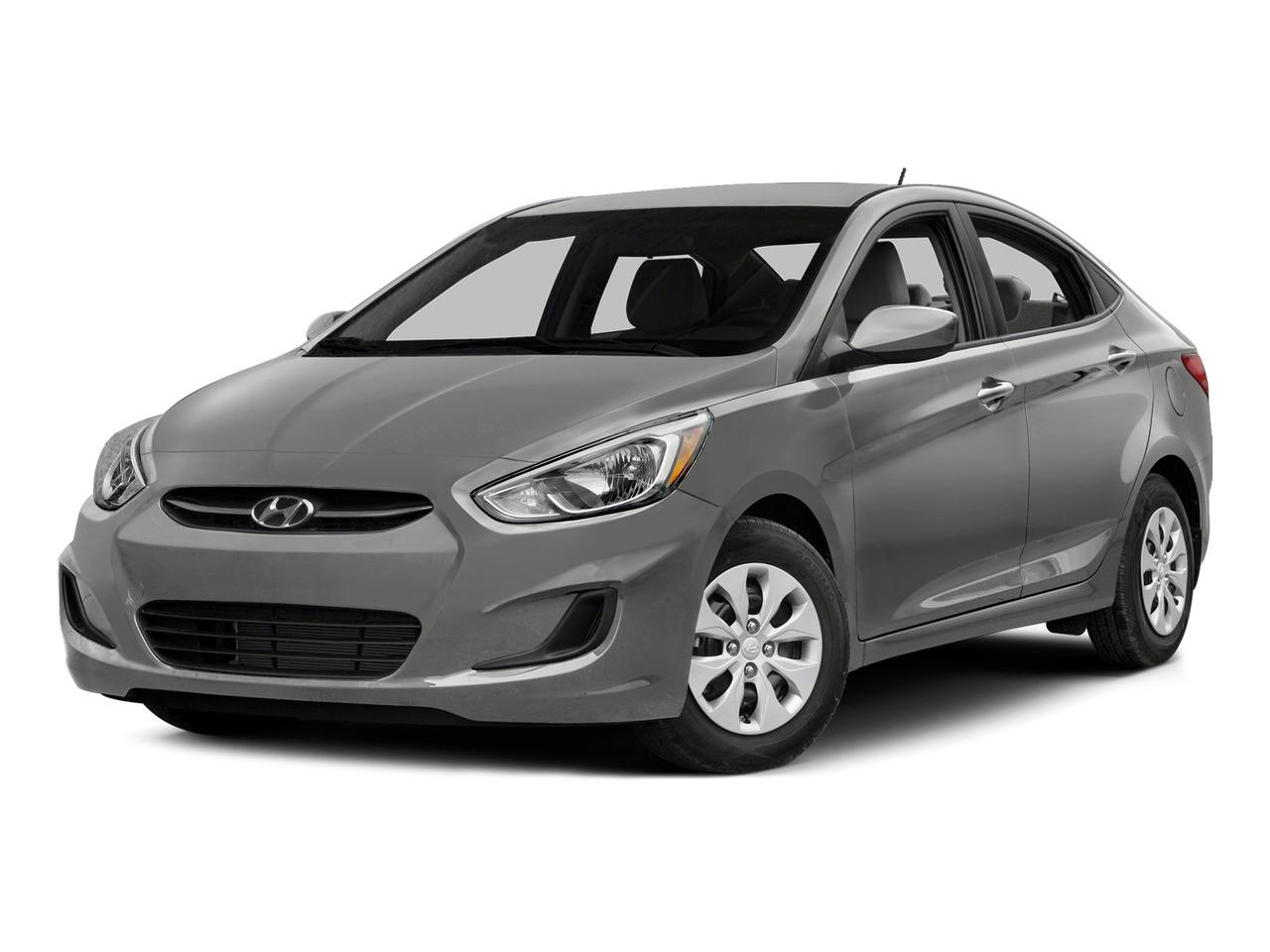 2015 Hyundai Accent Vehicle Photo in Odessa, TX 79762