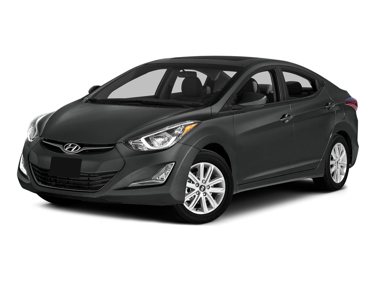 2015 Hyundai Elantra Vehicle Photo in Peoria, IL 61615