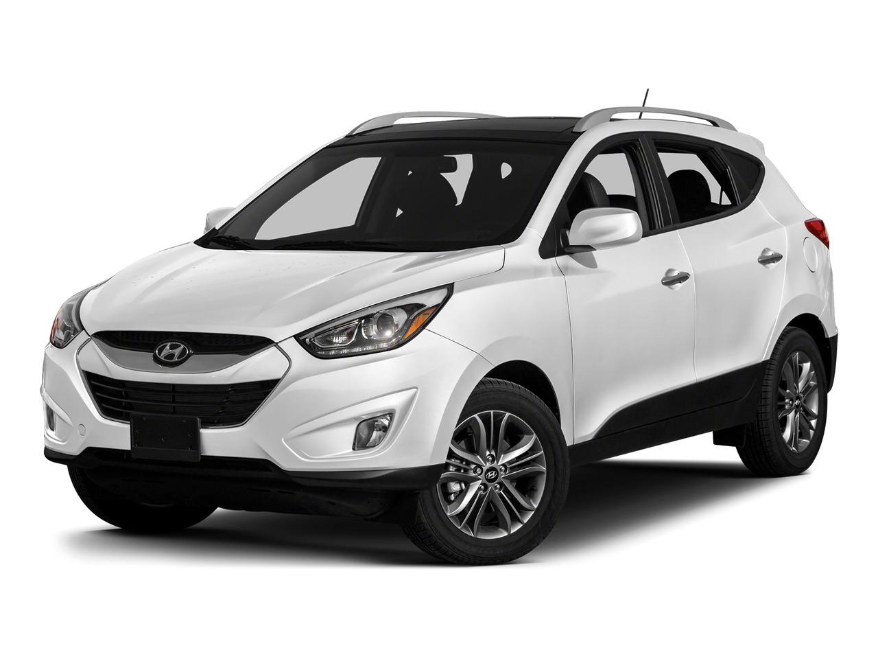2015 Hyundai Tucson Vehicle Photo in San Angelo, TX 76903