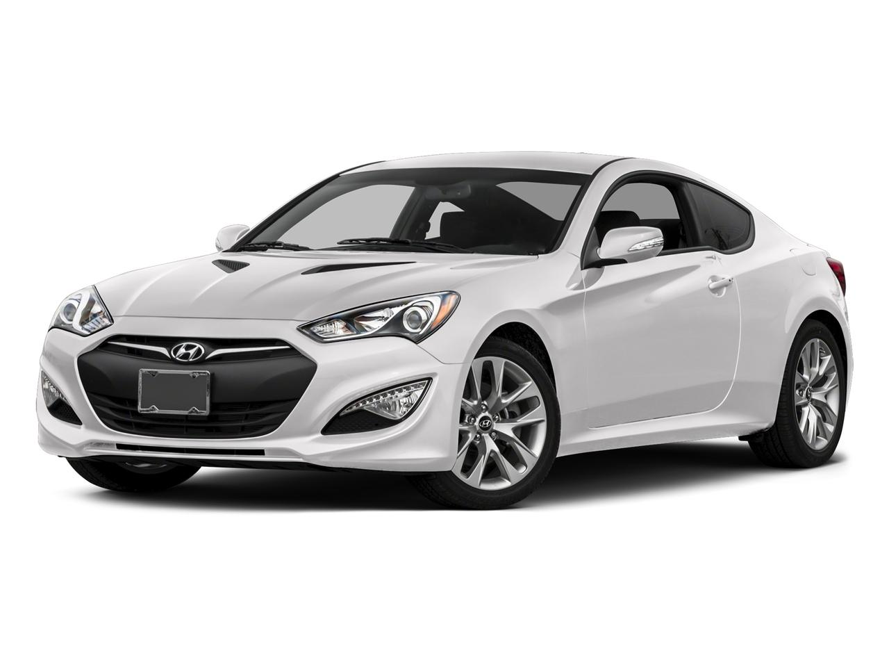 2015 Hyundai Genesis Coupe Vehicle Photo in Peoria, IL 61615