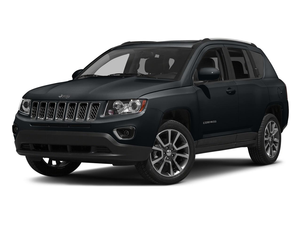 2015 Jeep Compass Vehicle Photo in San Antonio, TX 78257