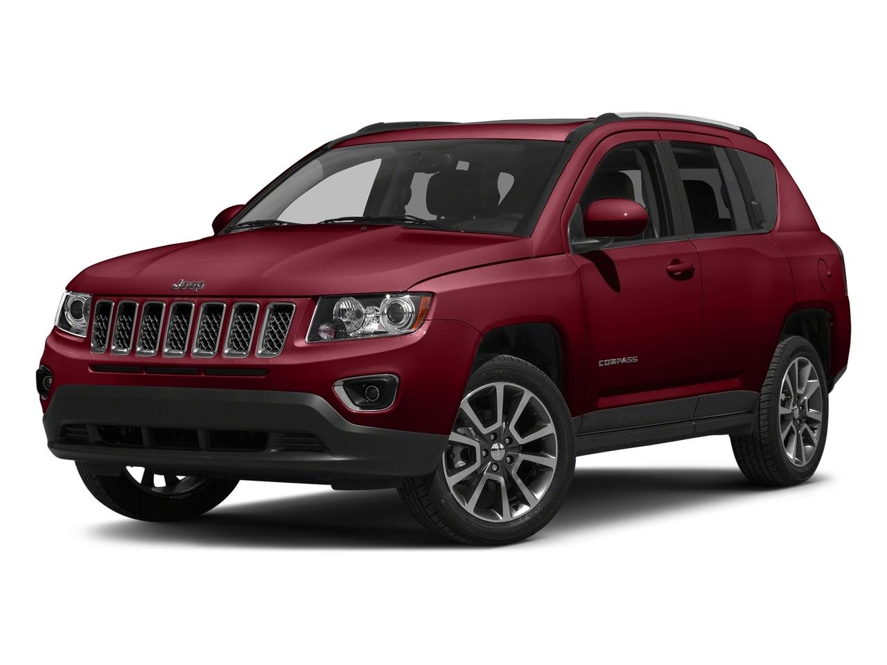 2015 Jeep Compass Vehicle Photo in Owensboro, KY 42303