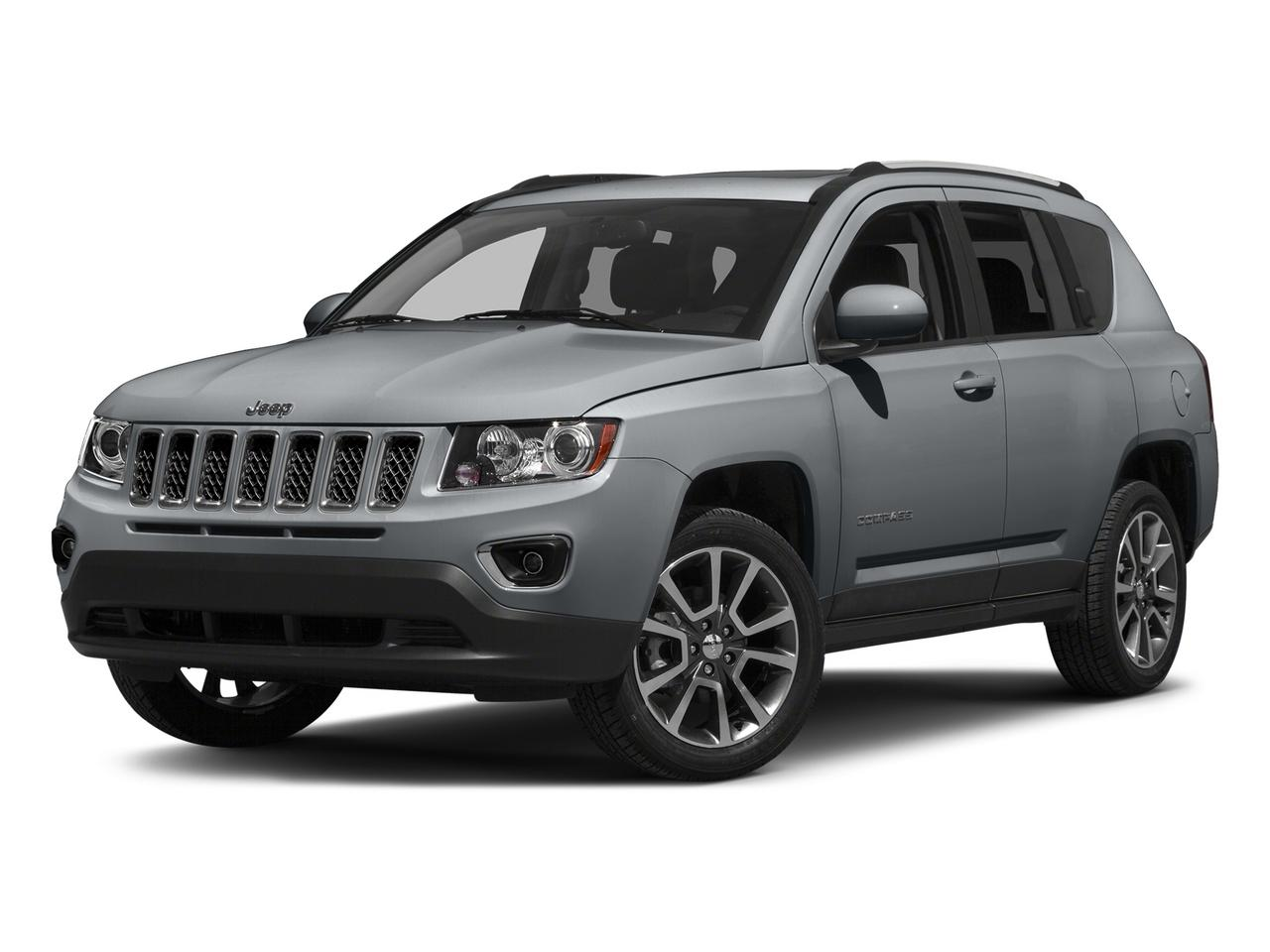 2015 Jeep Compass Vehicle Photo in Killeen, TX 76541