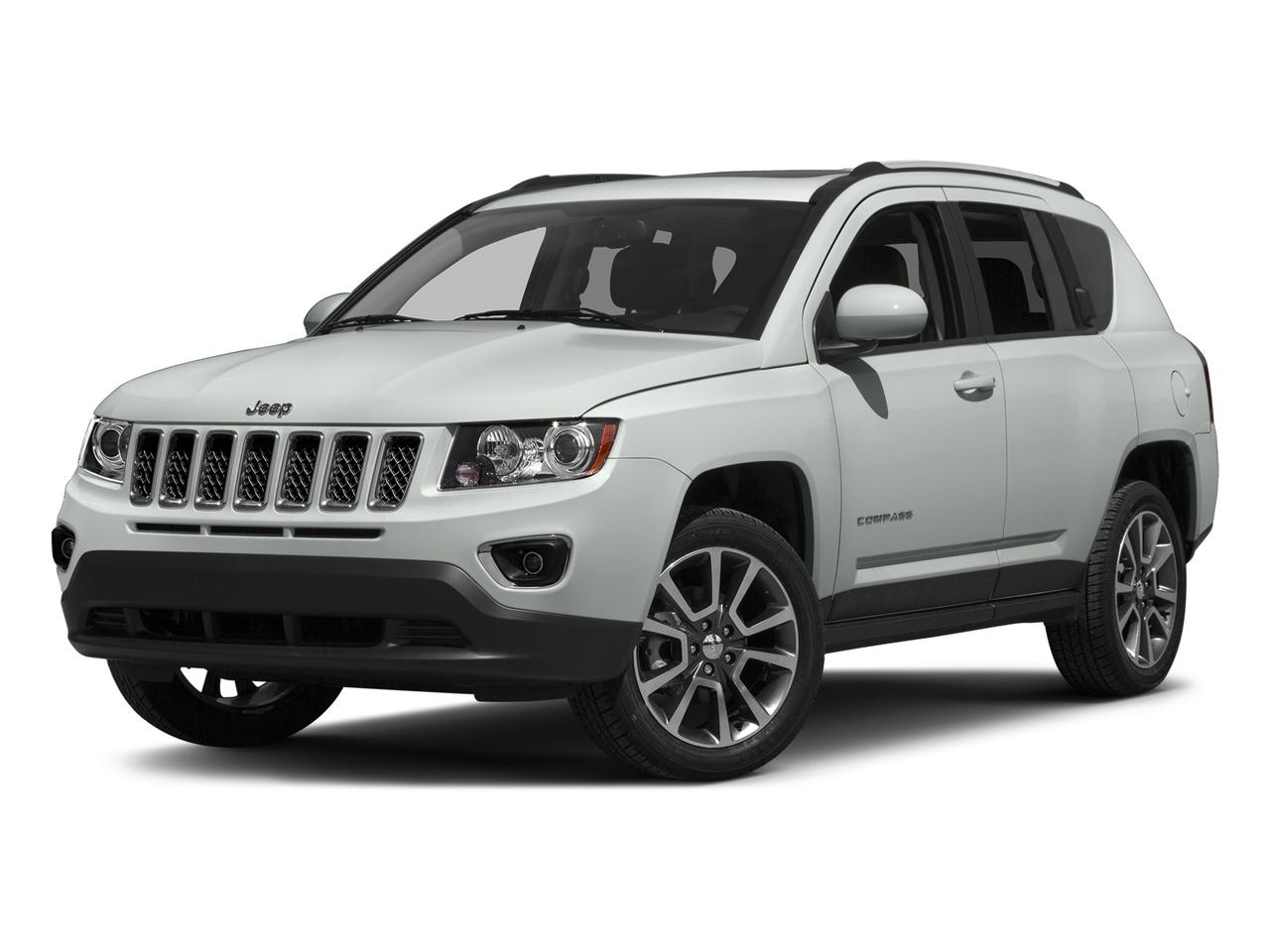 2015 Jeep Compass Vehicle Photo in Mansfield, OH 44906