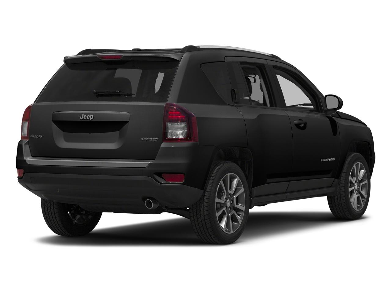 2015 Black Clearcoat Jeep Compass: Used Suv for Sale in ...