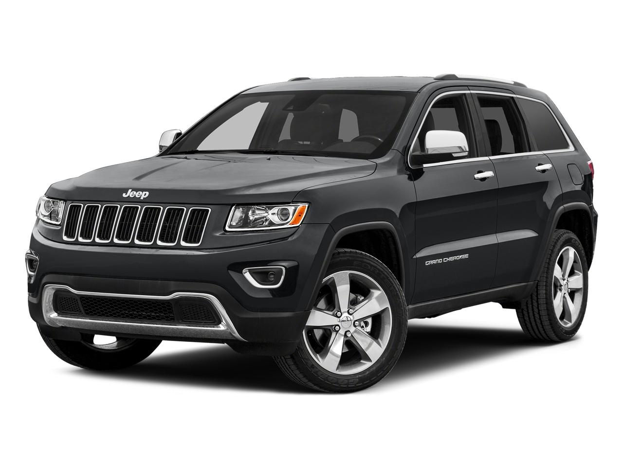 2015 Jeep Grand Cherokee Vehicle Photo in Oak Lawn, IL 60453-2517