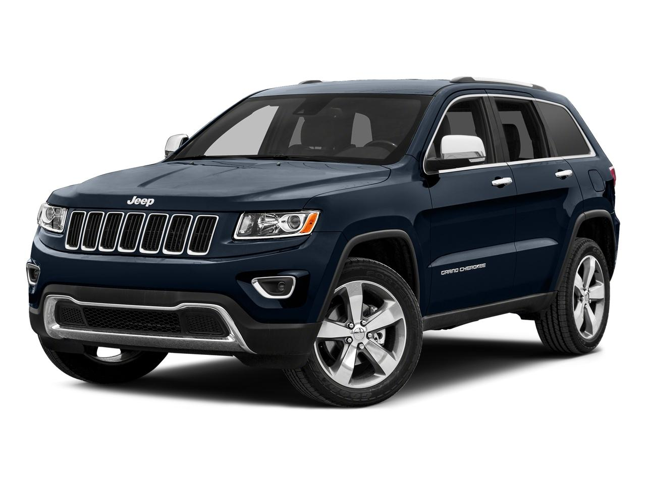 2015 Jeep Grand Cherokee Vehicle Photo in Portland, OR 97225