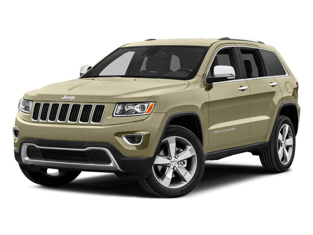 2015 Jeep Grand Cherokee Vehicle Photo in Temple, TX 76502