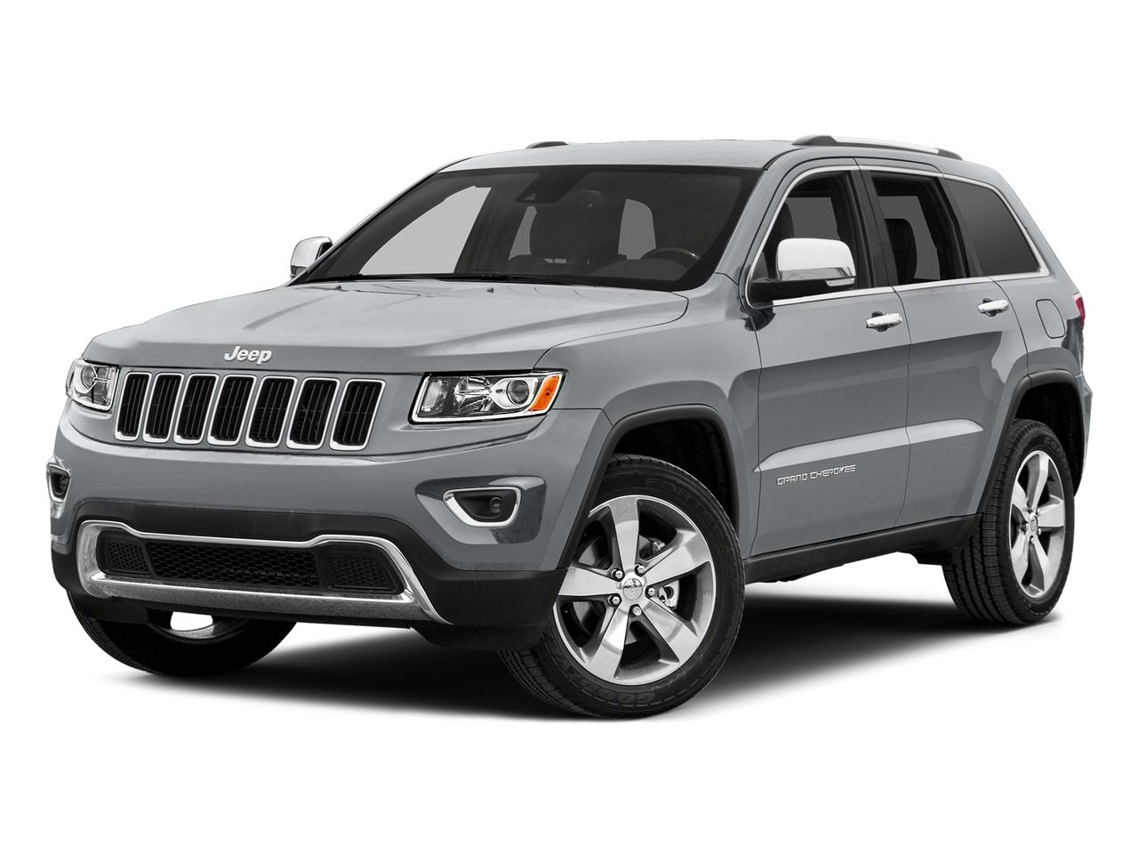 2015 Jeep Grand Cherokee Vehicle Photo in Lewisville, TX 75067