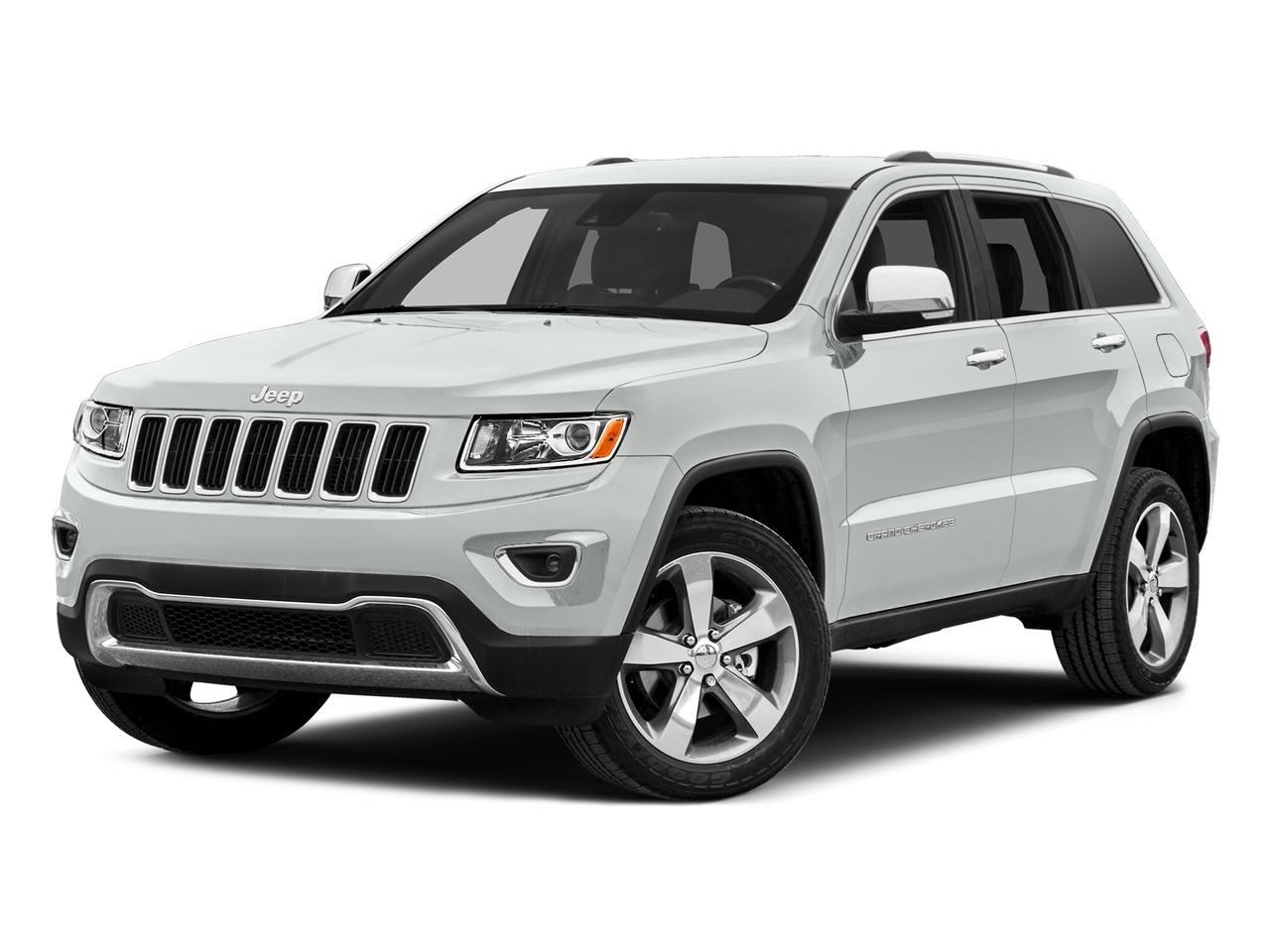 2015 Jeep Grand Cherokee Vehicle Photo in Norwich, NY 13815