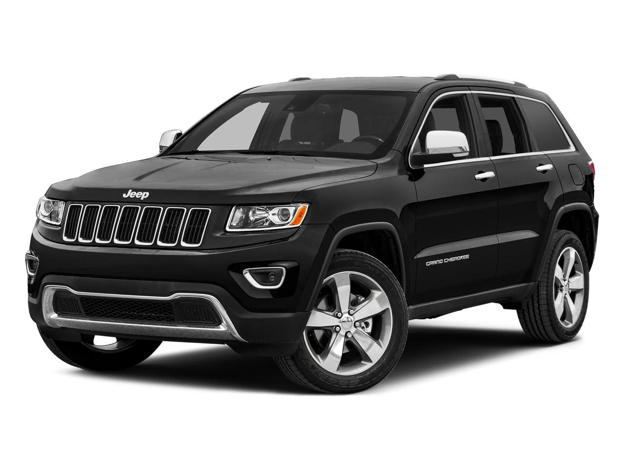 2015 Jeep Grand Cherokee Vehicle Photo in Lake Bluff, IL 60044
