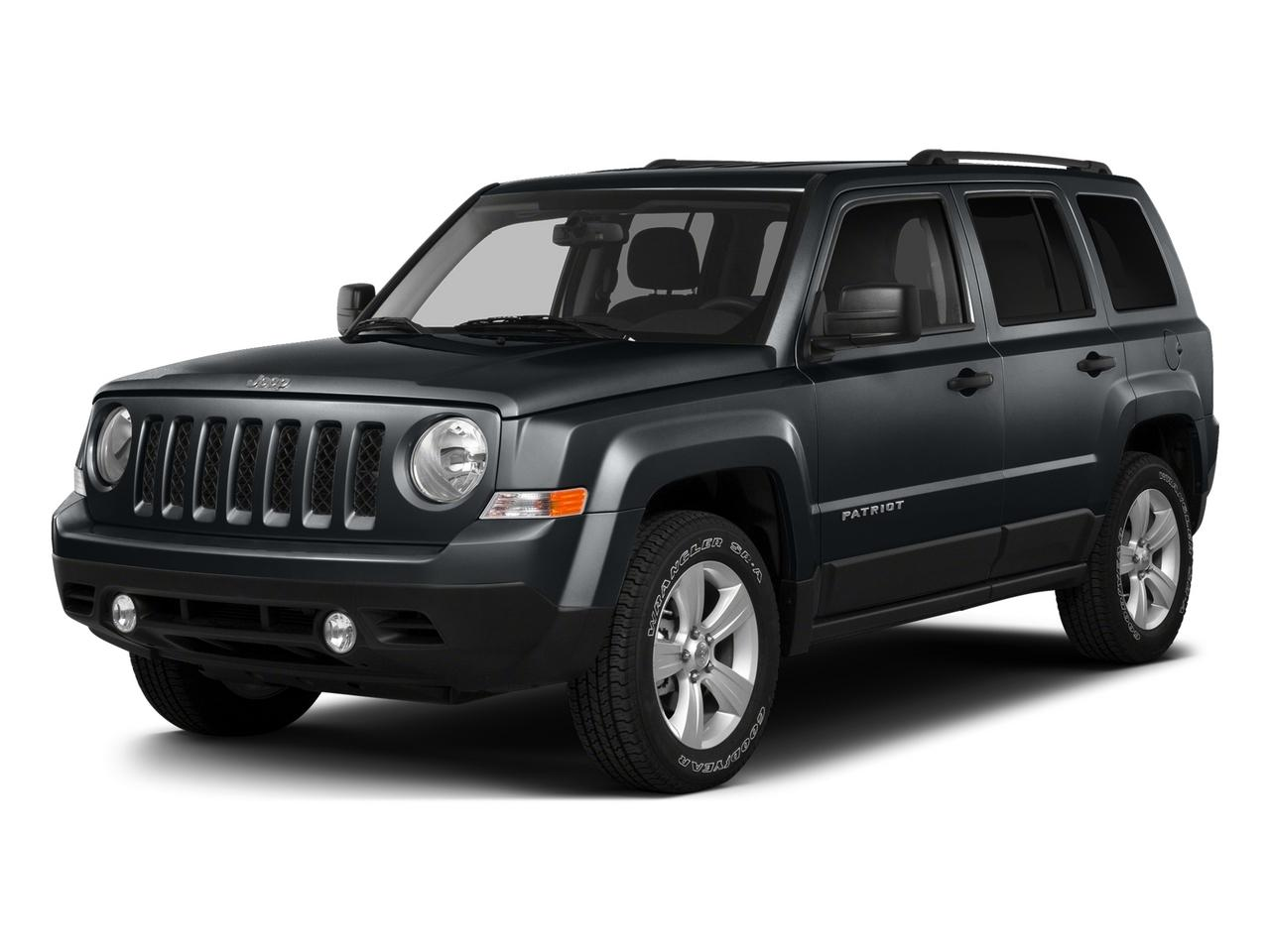 2015 Jeep Patriot Vehicle Photo in Easton, PA 18045