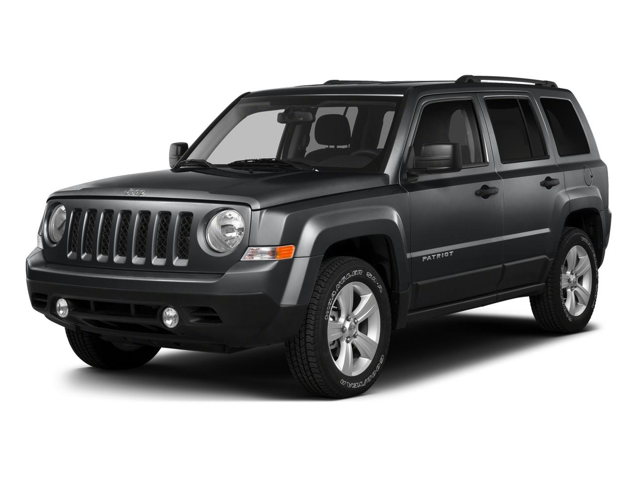 2015 Jeep Patriot Vehicle Photo in Akron, OH 44320