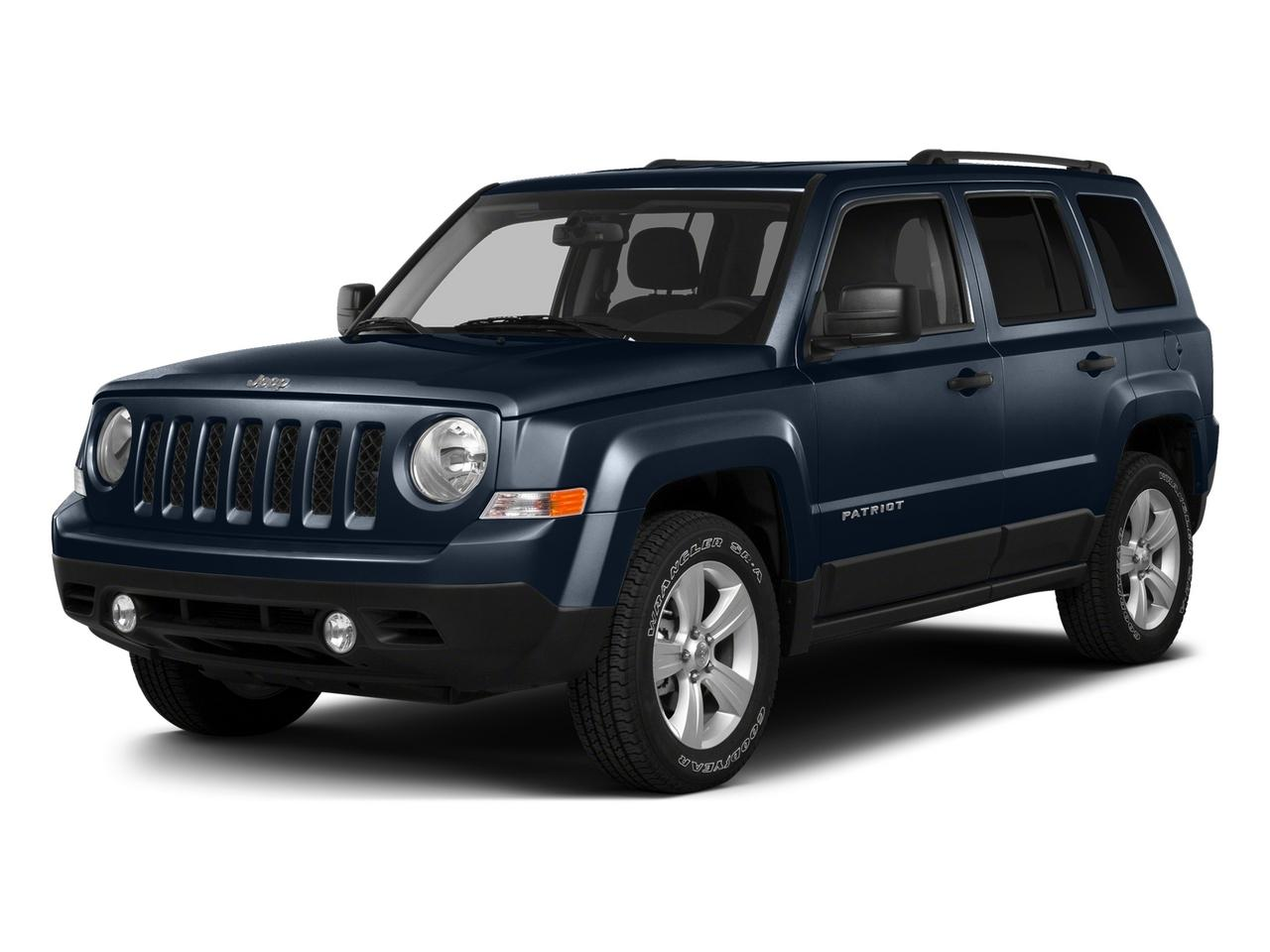 2015 Jeep Patriot Vehicle Photo in Medina, OH 44256