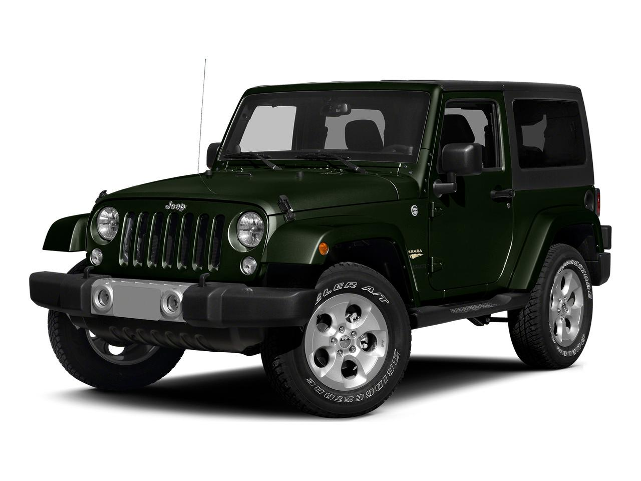 2015 Jeep Wrangler Vehicle Photo in Boonville, IN 47601