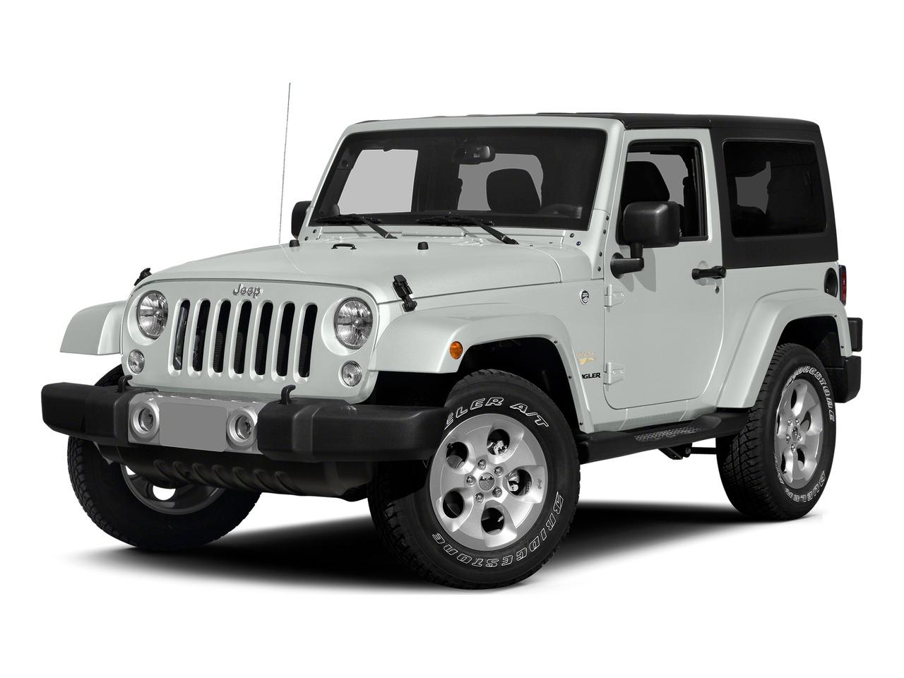 2015 Jeep Wrangler Vehicle Photo in Beaufort, SC 29906