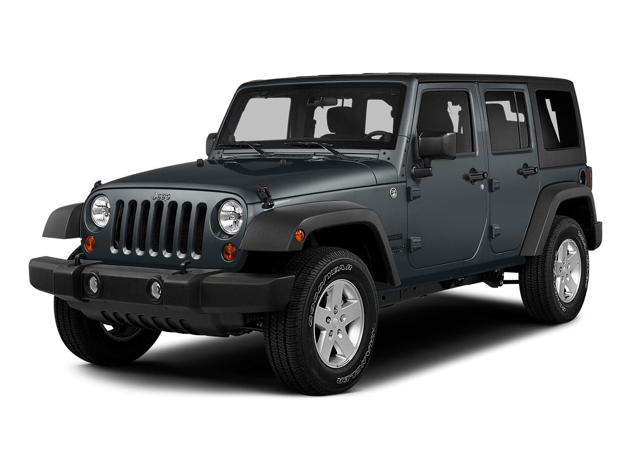 2015 Jeep Wrangler Unlimited Vehicle Photo in Spokane, WA 99207