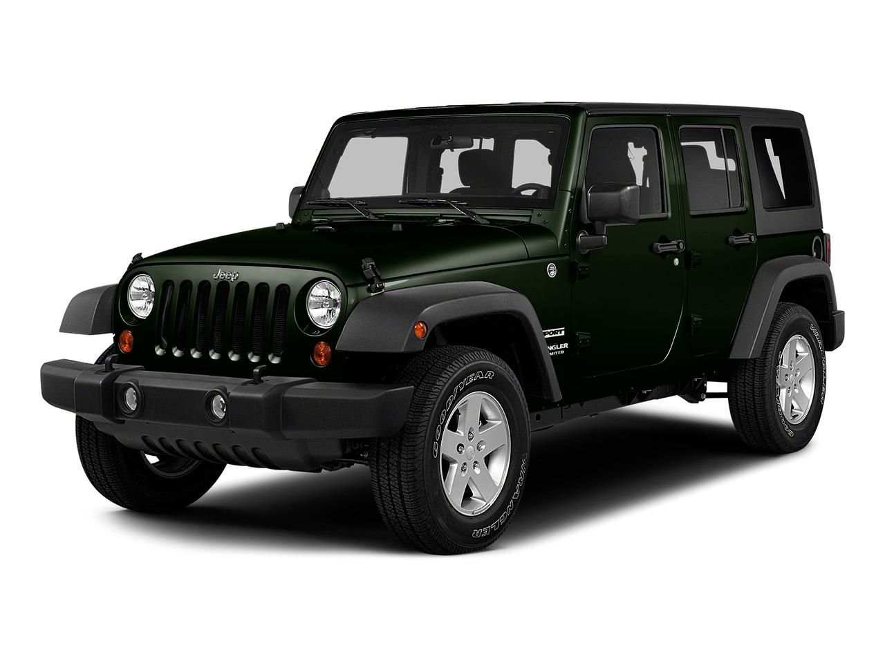 2015 Jeep Wrangler Unlimited Vehicle Photo in West Chester, PA 19382