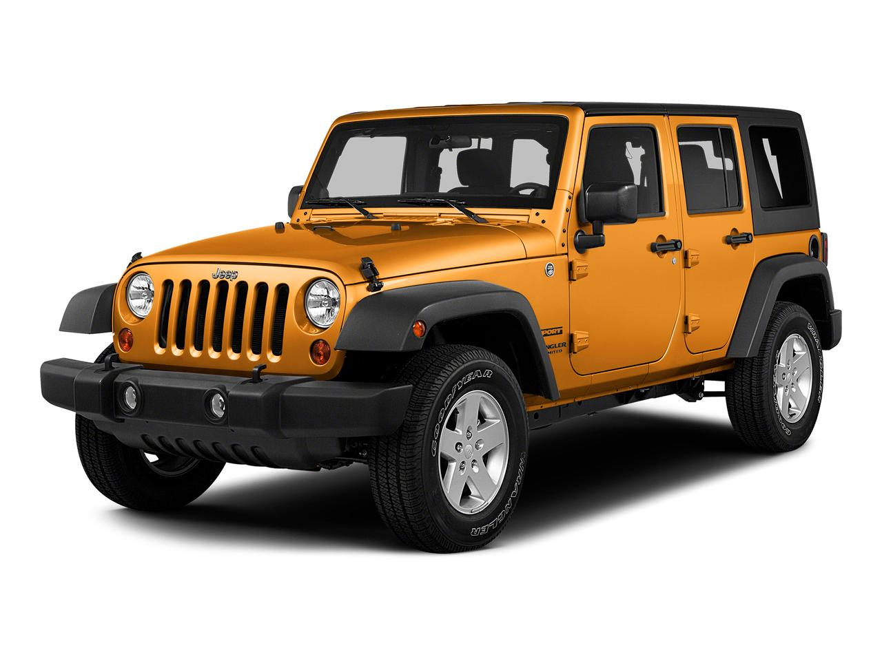 2015 Jeep Wrangler Unlimited Vehicle Photo in Elyria, OH 44035