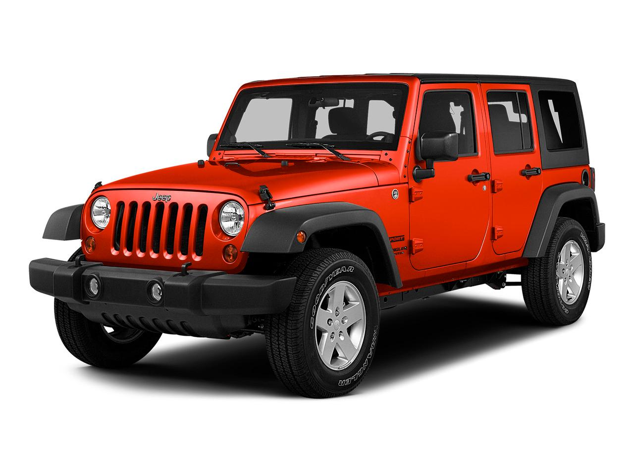 2015 Jeep Wrangler Unlimited Vehicle Photo in Prince Frederick, MD 20678