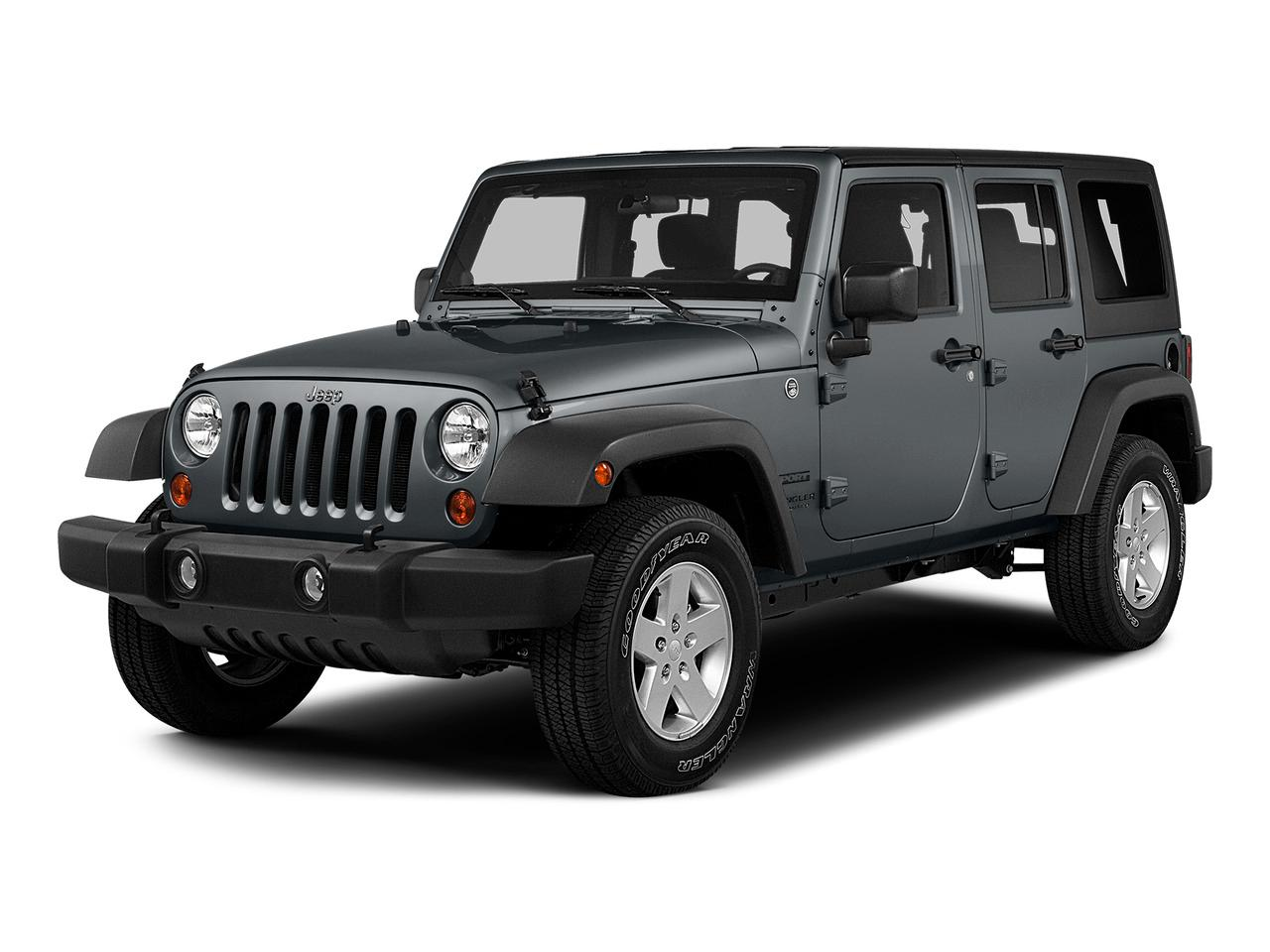 2015 Jeep Wrangler Unlimited Vehicle Photo in Bend, OR 97701