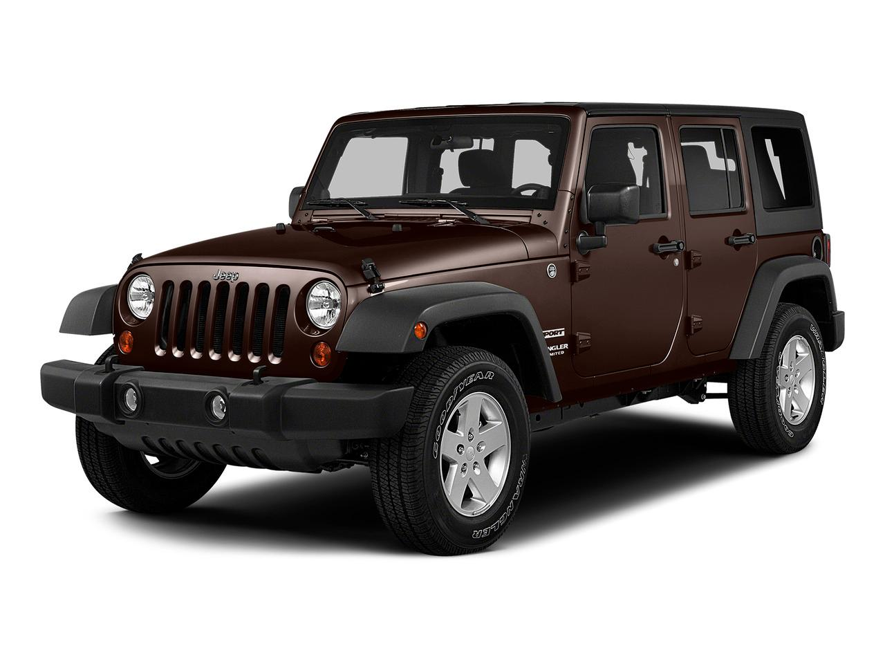 2015 Jeep Wrangler Unlimited Vehicle Photo in Smyrna, DE 19977