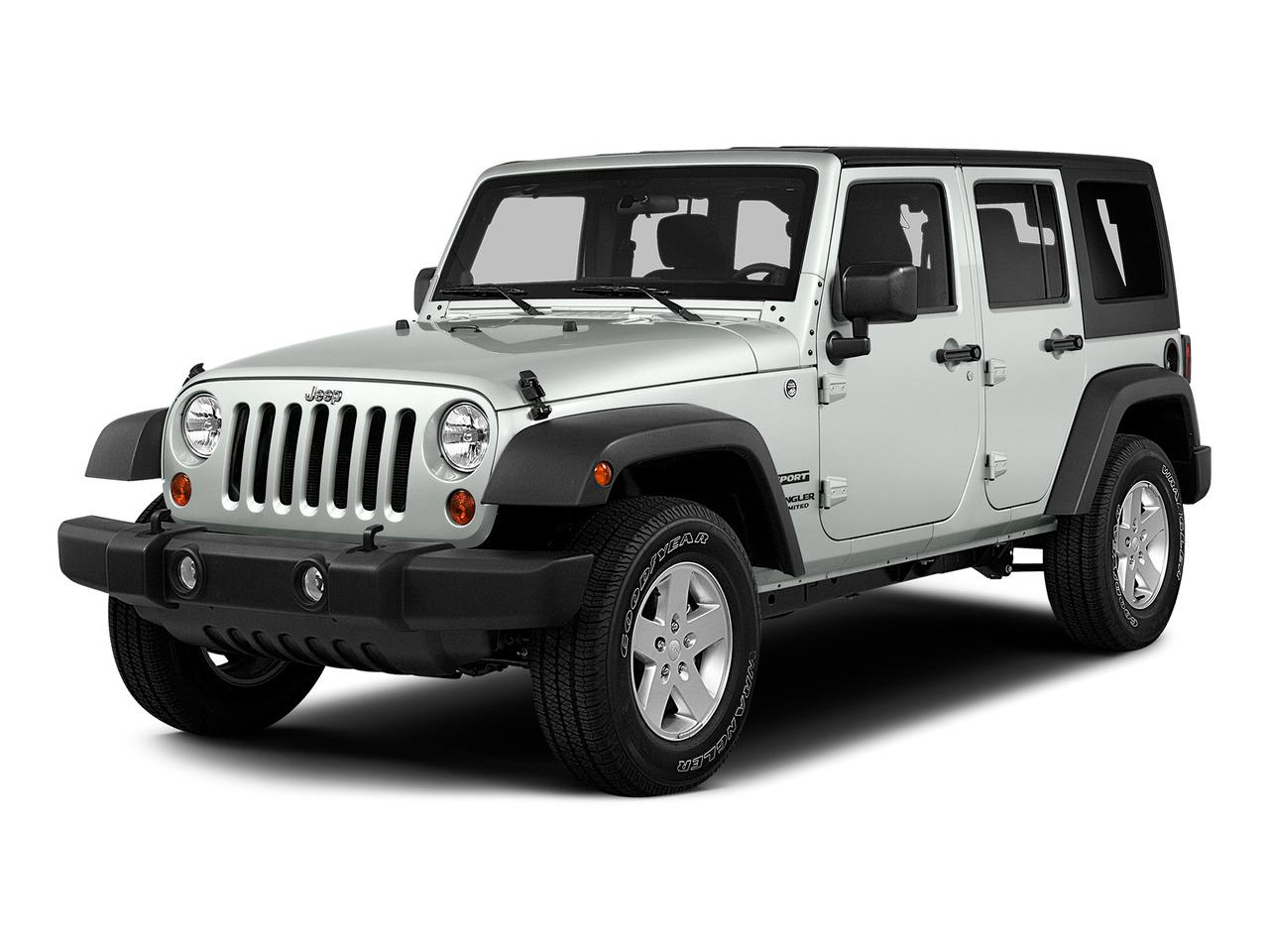 2015 Jeep Wrangler Unlimited Vehicle Photo in Akron, OH 44320