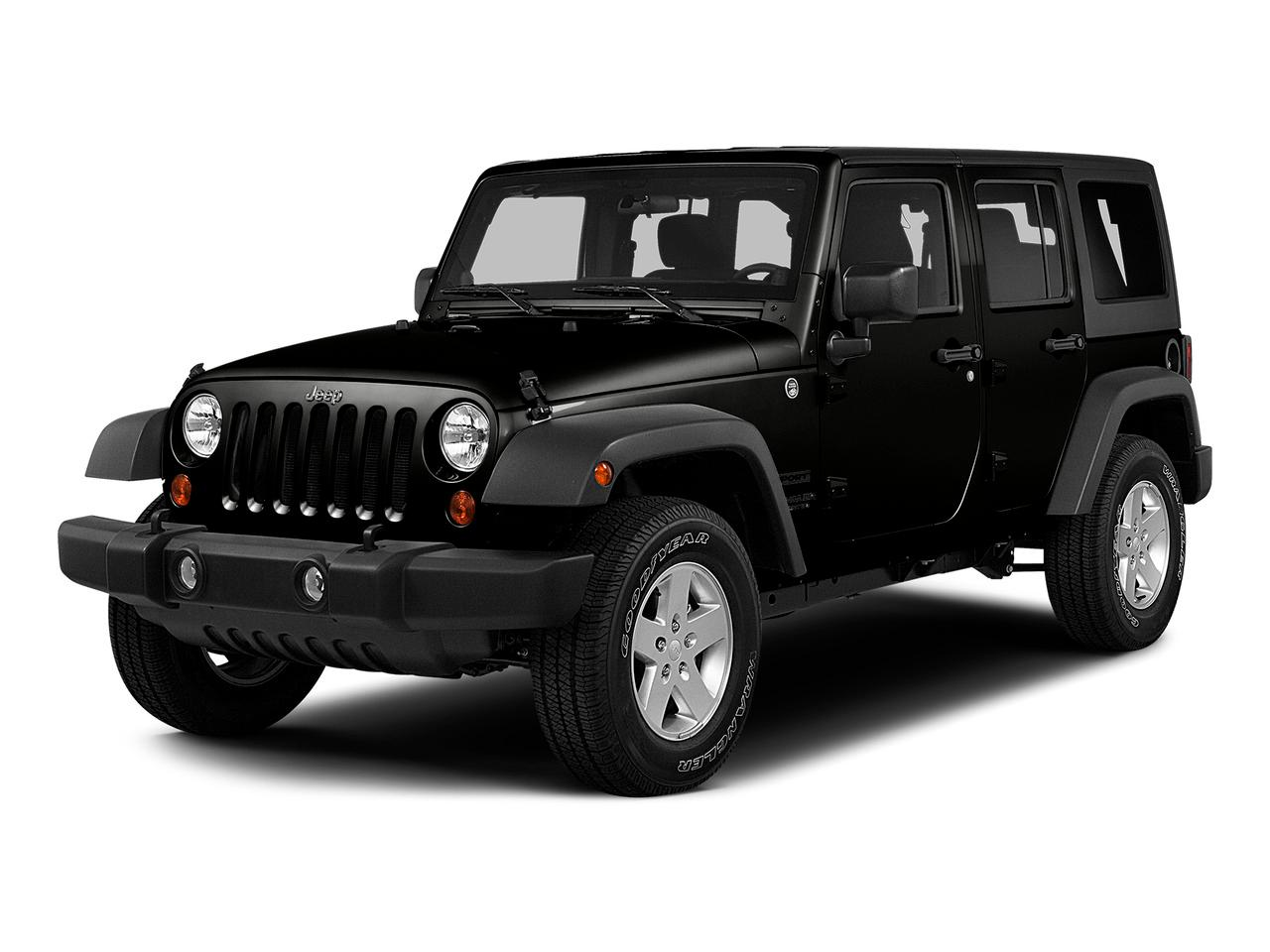 2015 Jeep Wrangler Unlimited Vehicle Photo in Colma, CA 94014