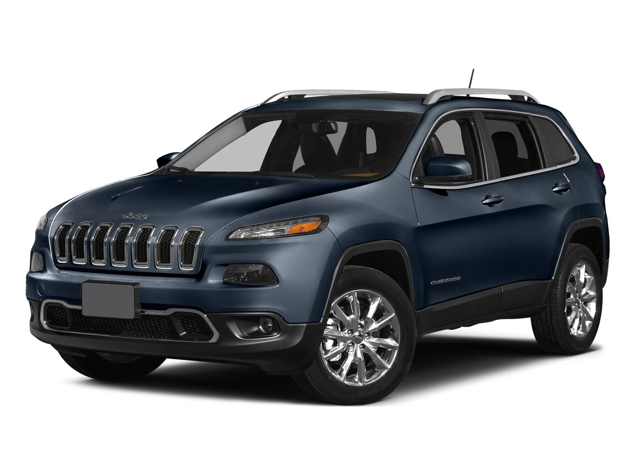 2015 Jeep Cherokee Vehicle Photo in Portland, OR 97225