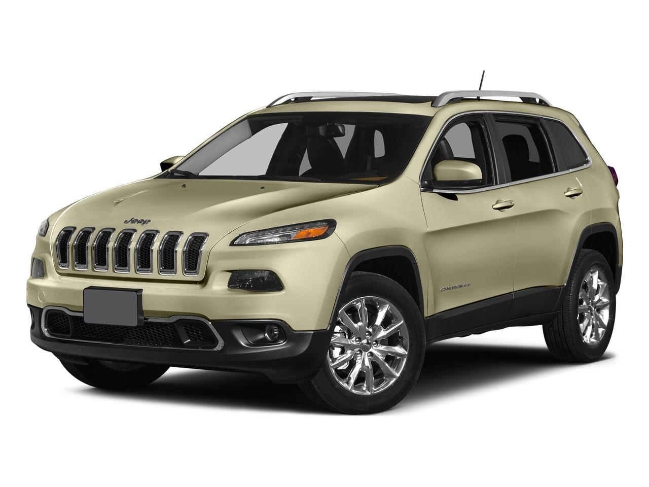 2015 Jeep Cherokee Vehicle Photo in Elgin, TX 78621