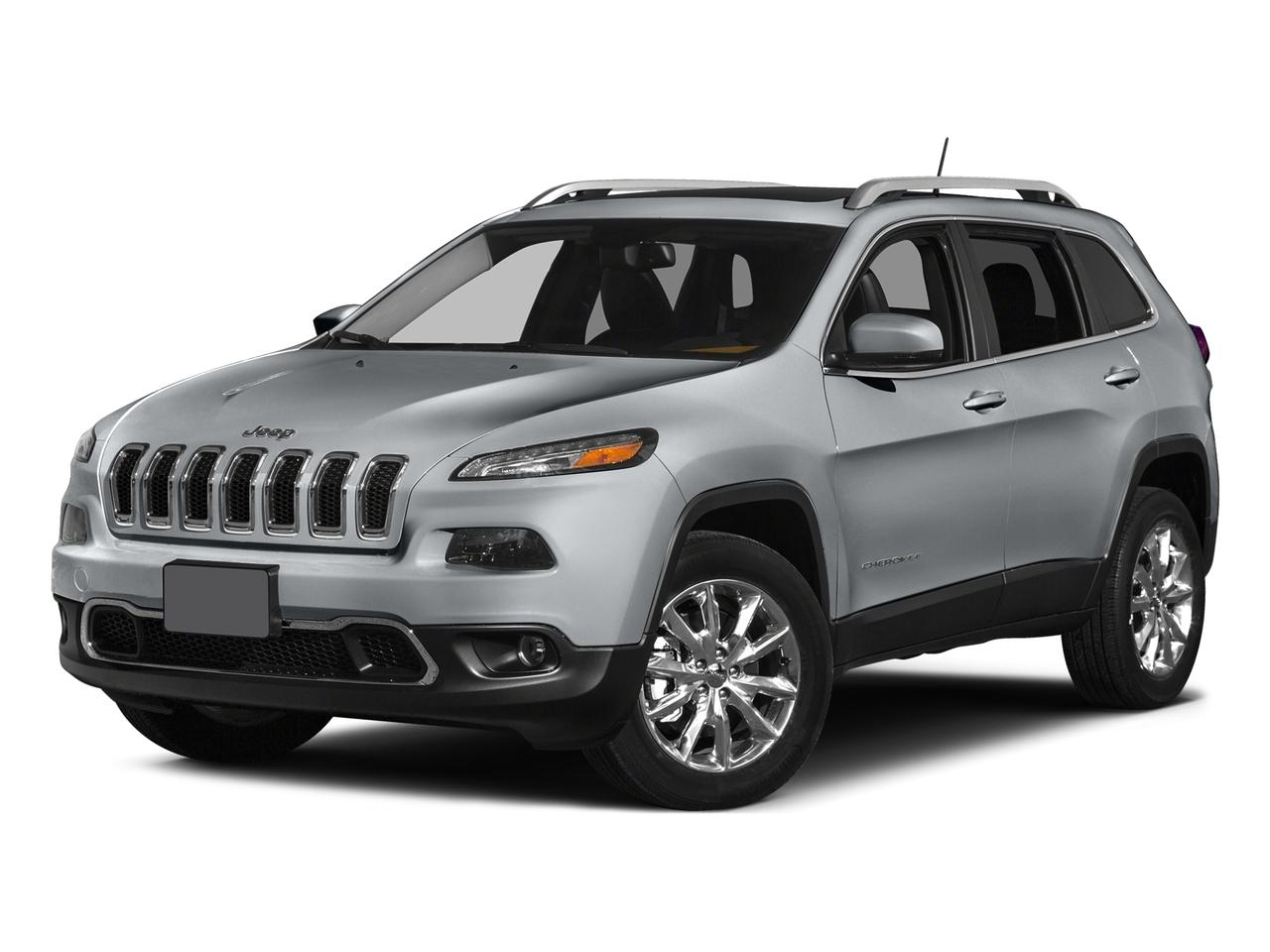 2015 Jeep Cherokee Vehicle Photo in Melbourne, FL 32901