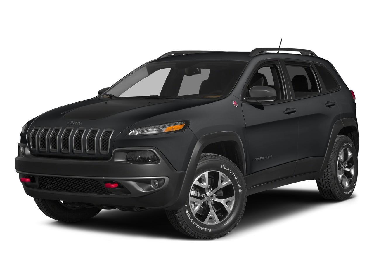 2015 Jeep Cherokee Vehicle Photo in Beaufort, SC 29906