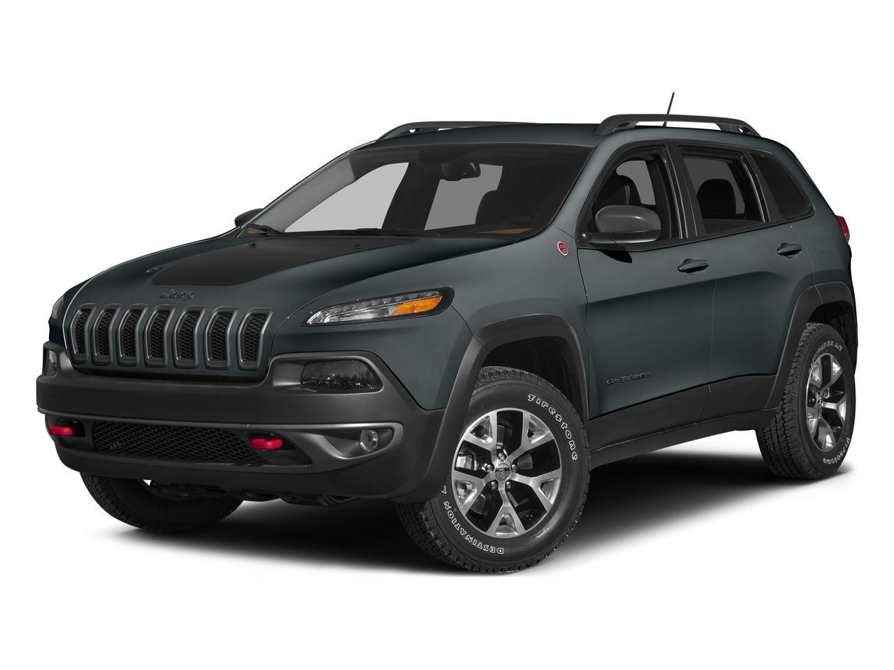 2015 Jeep Cherokee Vehicle Photo in San Angelo, TX 76901