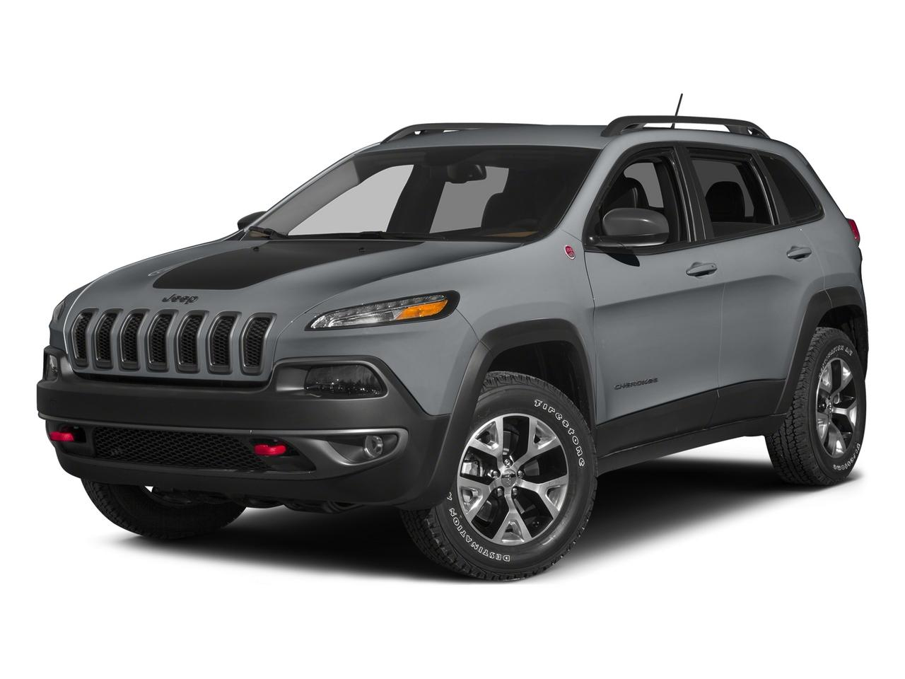 2015 Jeep Cherokee Vehicle Photo in Greeley, CO 80634