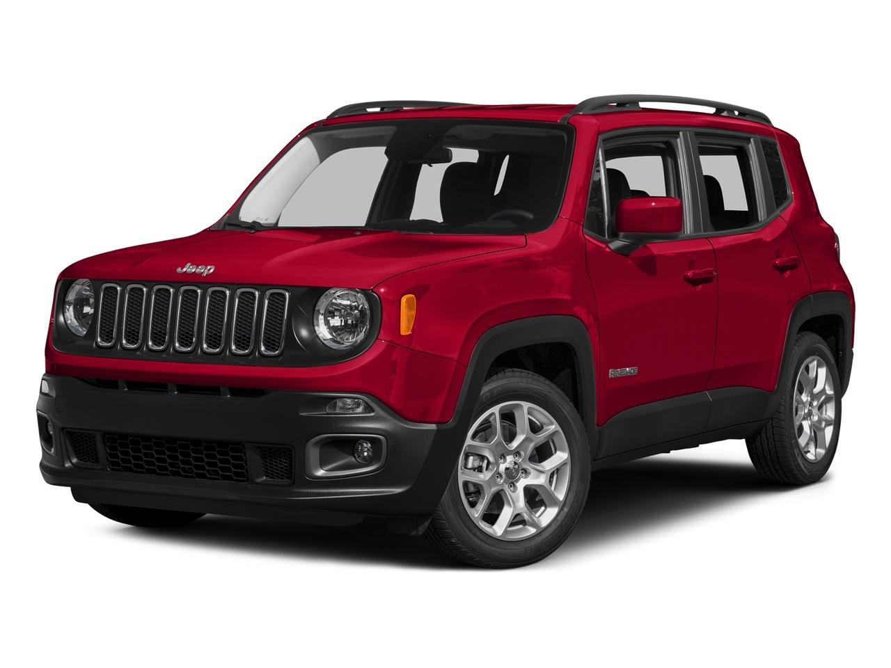2015 Jeep Renegade Vehicle Photo in MIDLAND, TX 79703-7718