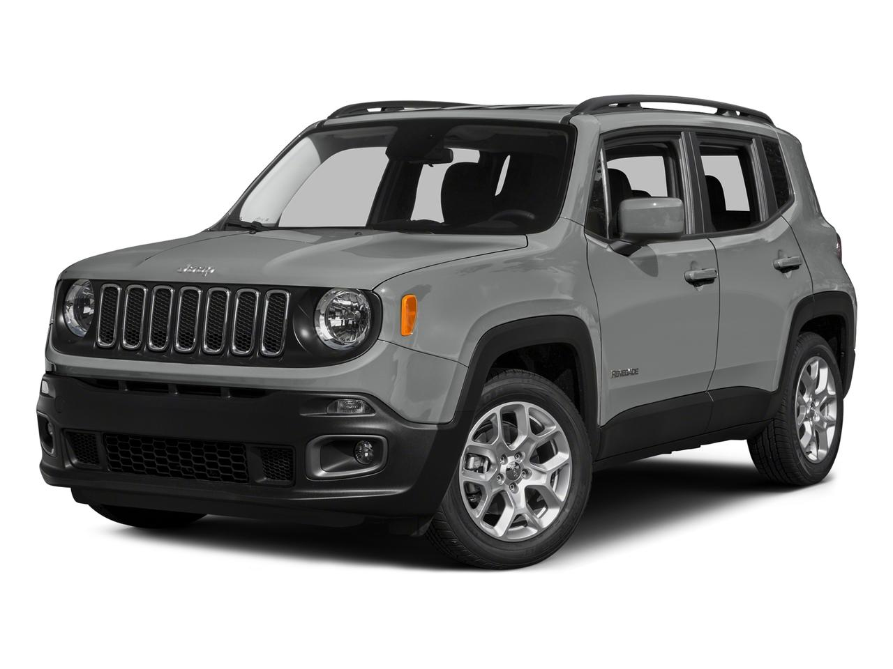 2015 Jeep Renegade Vehicle Photo in Medina, OH 44256