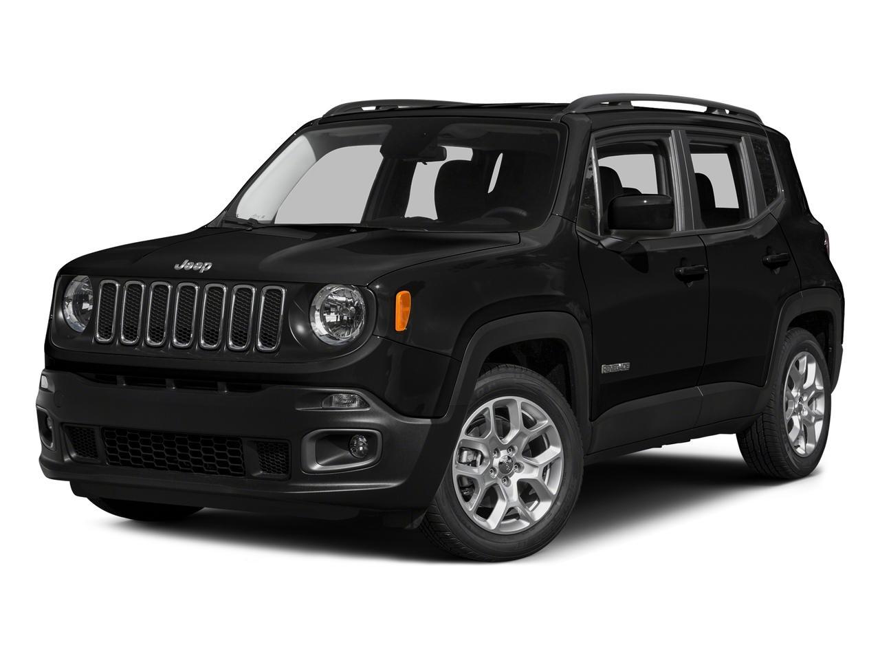 2015 Jeep Renegade Vehicle Photo in San Antonio, TX 78238